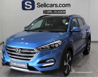 Hyundai Tucson 1.7 CRDI 141 CV