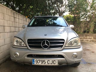 Mercedes-benz ML400 CDI