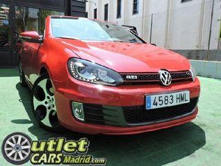 Volkswagen Golf Cabrio GTI 2.0 TSI 155kW (210CV)