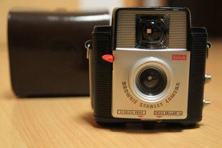 Cámara Kodak brownie Starlet