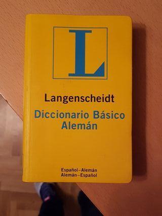 Diccionario Básico Alemán