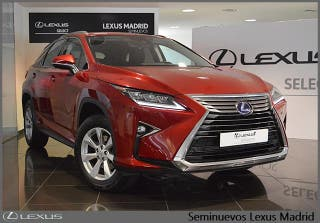 Lexus RX 450h Corporate