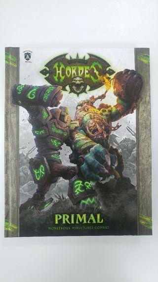Primal Hordes Rulebook