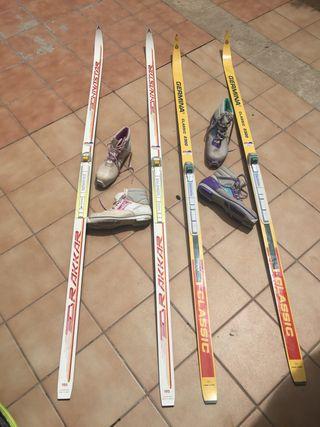 Juego de esqui
