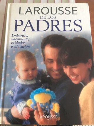 Libro Larousse de los padres