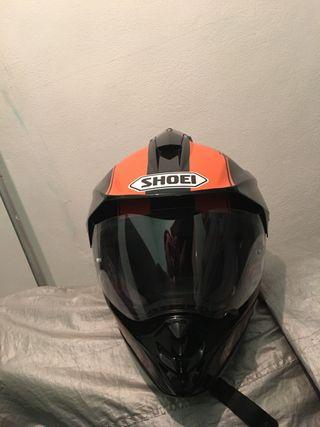 Casco Shoei Hornet ds