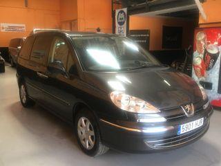 Peugeot 807 Premium 2.0 HDi FAP