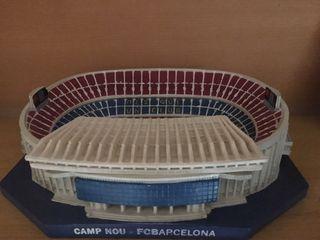 Maqueta estadio futbol