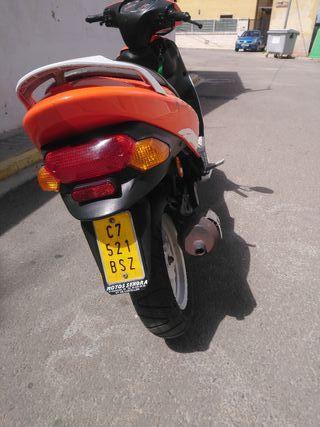 Scooter Daelim S-five 50 cc