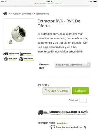 Extractor rvk