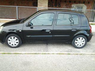 Renault clio DCI. 70 diesel finales del 2006