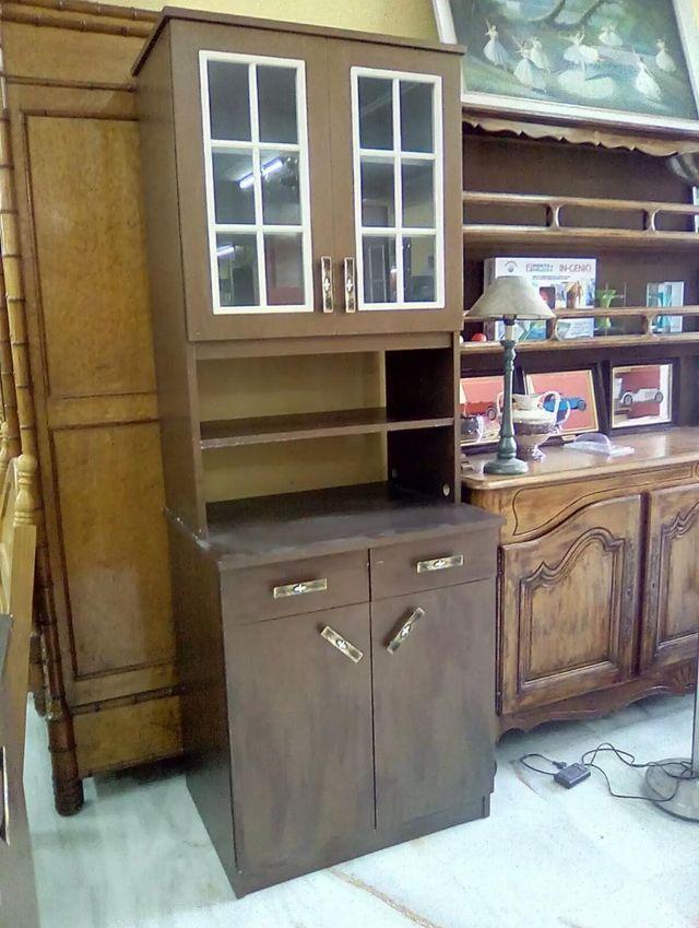 Muebles rusticos de cocina. de segunda mano por 40 € en Carretera de ...