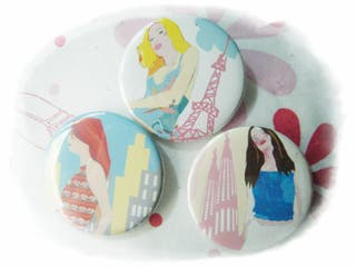 City Girls Chapas