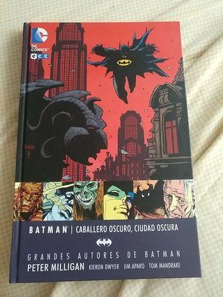 Batman. Caballero Oscuro, Ciudad Oscura
