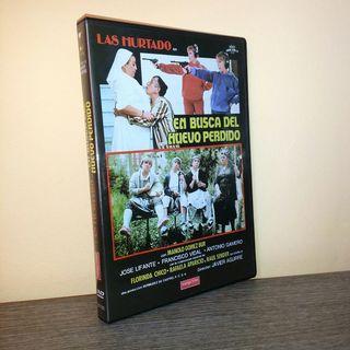 DVD EN BUSCA DEL HUEVO PERDIDO (DESCATALOGADO)
