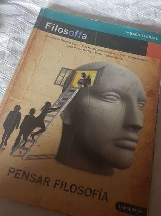 Libro filosofía 1° bachillerato