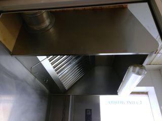 campana extractora (hostelería)