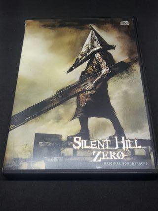 Silent Hill Zero Original Soundtracks