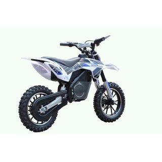 SKATEFLASH MOTO DIRT AZUL - NUEVA