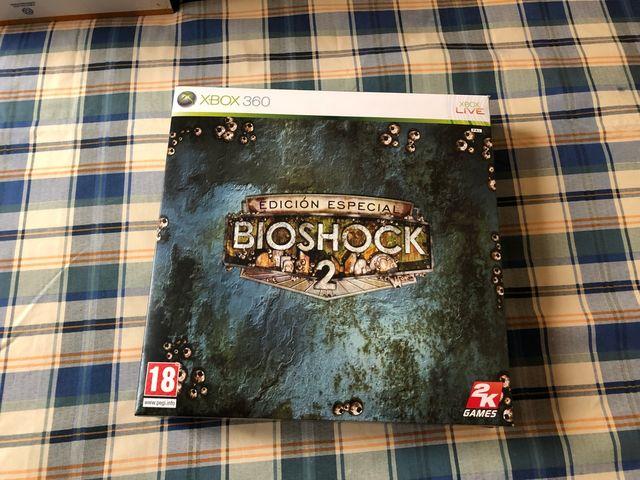 Videojuego BIOSHOCK 2 Edición Especial