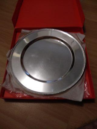 Platos de plata