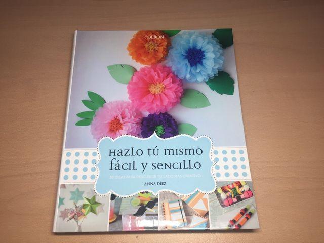 Libro Manualidades Creativas De Segunda Mano Por 10 En Huertas En - Manualidades-creativas