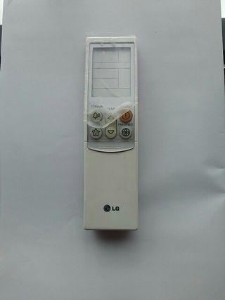 Mando aire acondicionado LG
