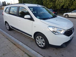 Dacia Lodgy 2015 52.500km 7 plazas