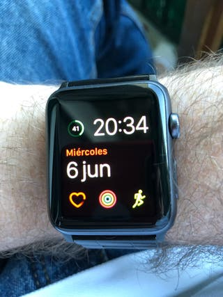 Apple iwatch ,serie uno 42 mm