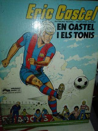 ERIC CASTEL I ELS TONIS