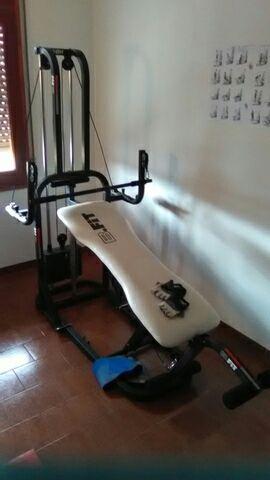 Maquina pesas gym BH