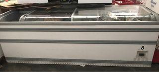 Arcon congelador 2 metros