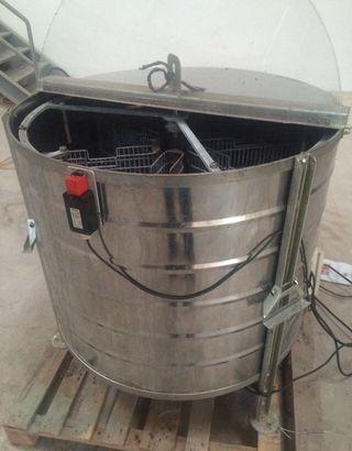 Extractor miel 6 cuadros