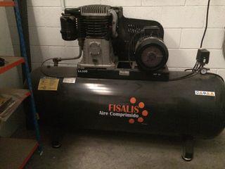Compresor de aire con piston 380W