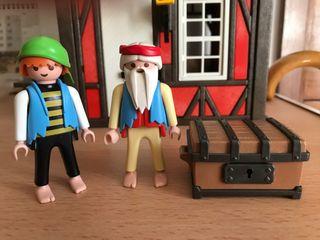 Playmobil lote piratas