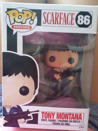 funko pop Tony Montana Scarface