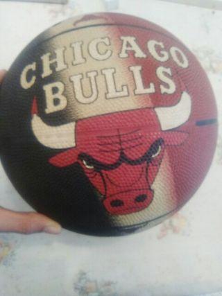 pelota de baloncesto chicago bulls