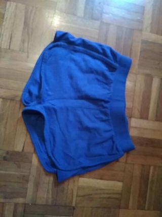 pantalón corto niña 8 años