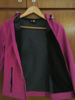 chaqueta neopreno niña