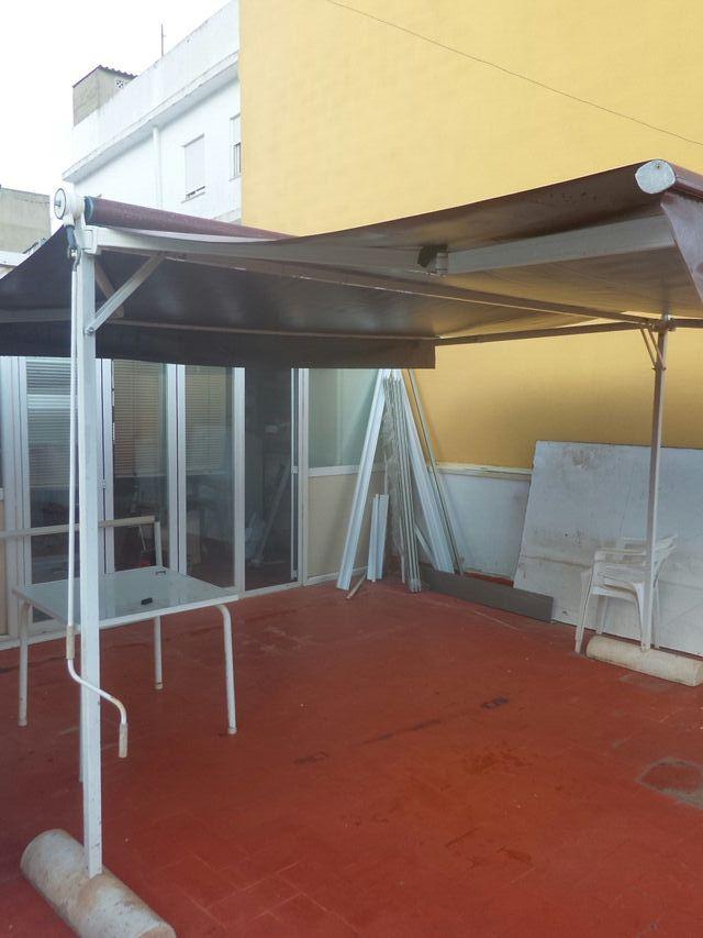 toldos terraza segunda mano cadiz