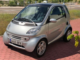 smart fortwo coupe 55cv