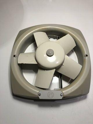 Ventilador aspirador humos