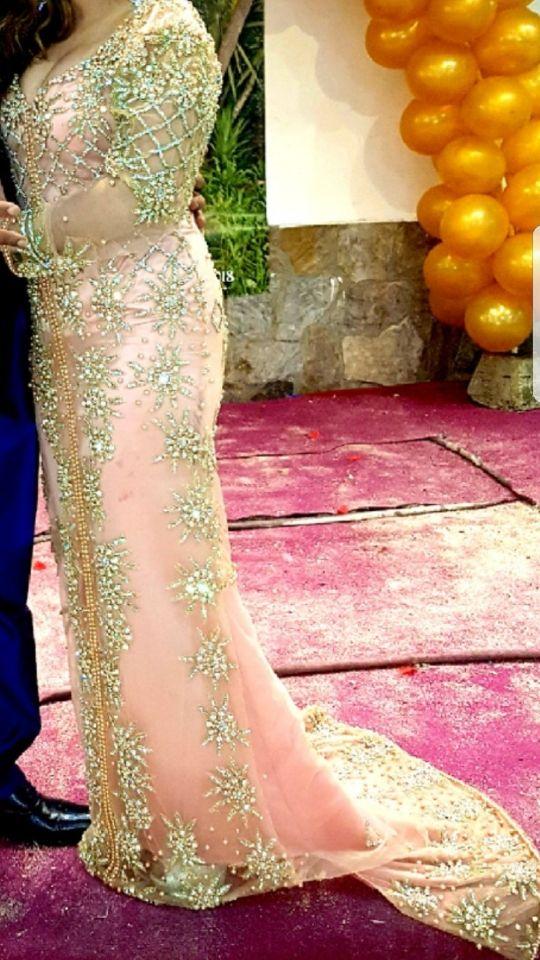 Vestido de boda com complementos de segunda mano por 250 € en Bilbao ...