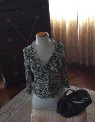 Camisa cebra