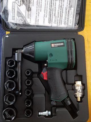 pistola de impacto neumatica