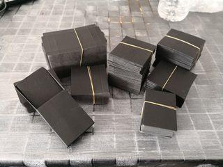 cajitas carton joyeria