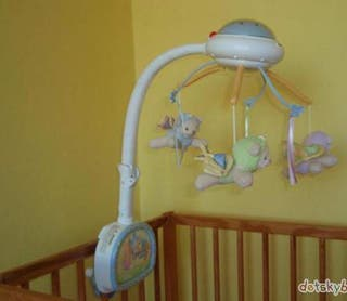 Carrusel musical Fisher price