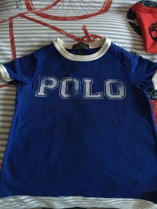 Camiseta Polo Ralph Laurent