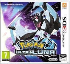 Pokemon ultra sol o ultra luna