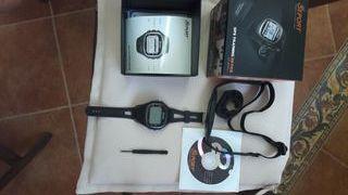 Reloj pulsómetro con GPS